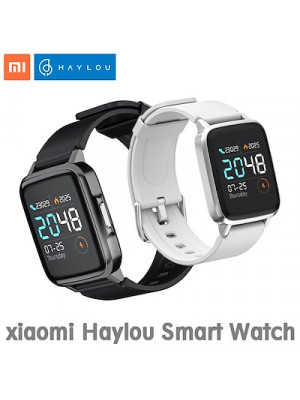 Haylou LS01 Smart watches Men outdoor sports watch Heart Rate Tracker Call/Message Reminder Sports Running Music Watch