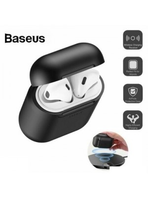Baseus WIAPPOD-01 Wireless Charger For Airpods 1 -BLACK