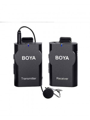 Boya BY-WM4 Wireless Microphone Mark II - Black