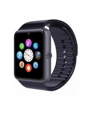 GT08 Smart Watch GSM and Bluetooth - Black