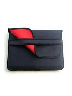 15 Inch Laptop Side Sleeve - Black