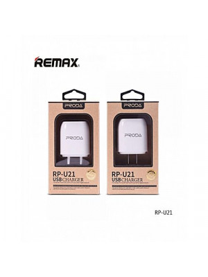 Proda RP-U21 Wall Charger 2.1A - White