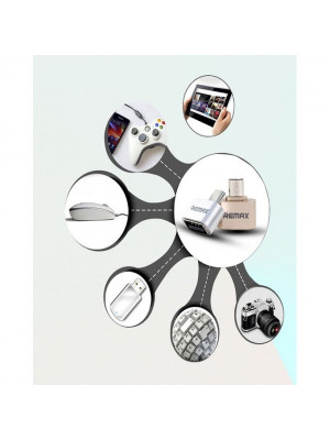 Remax Otg Micro Usb Connecter 2.0