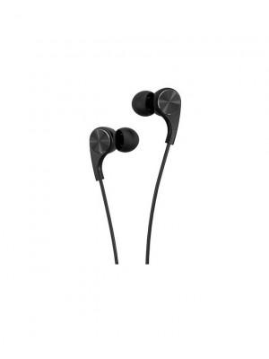 Remax RM-569 Earphone Wired Music Hi-Fi Audio - Black