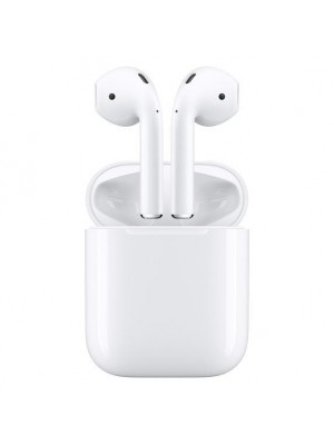 Airpods 2 Original 1:1 Master Replica With Wireless Charging Box Touch Sensor No Light H1 Chip With Popup Window on IPhone