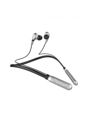 Baseus E16 - Encok Neck Hung Bluetooth 4.1V Earphone with Mic - Black