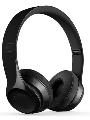 Solo3 Bluetooth Headphone With FM And TF Card Slot - Black