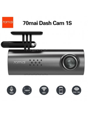 70mai 1S Smart Midrive D06 Car DVR 1080P English Version Voice Control IMX307 Sensor 130° From Xiaomi Youpin