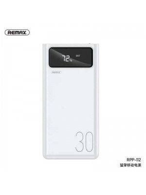 REMAX-RPP-112 30000MAH Mengine Series Power Bank