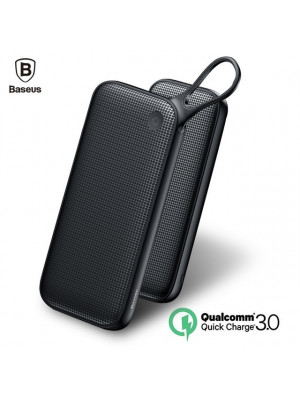Baseus 20000mAh Dual USB Type-C + PD Flash Quick Charging 3.0 18W Power Bank