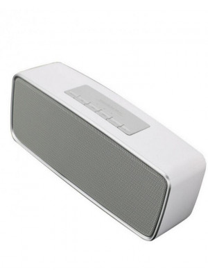 Soundllike Mini Boluetooth Wireless Speaker Small Box - Silver