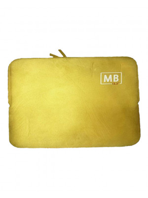 13.3 - inch Macbook Barvo Sleeve - Yellow