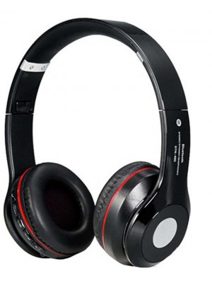 S460 Wireless Bluetooth Headphone - Black