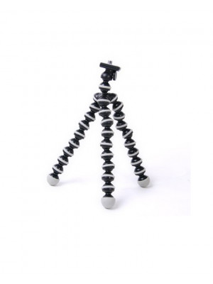 811 Gorilla Camera And Mobile Tripod Stand - Black