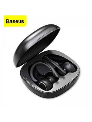 Baseus Encok W17 Sports Earhook True Wireless Bluetooth Earphones Earbuds Wireless Earpiece With Mic