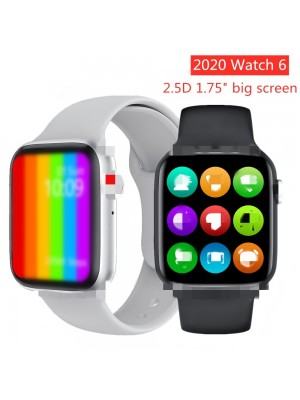 IWO W16 IP68 Smart Watch IWO 12 pro Heart Rate Monitor 320*385 Resolution Fashion IWO 12 SmartWatch 6 for Android IOS Phone