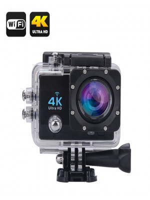 Action Sports Camera WiFi 4K