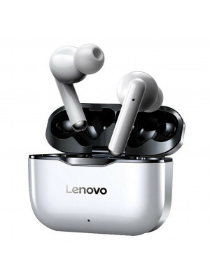 Lenovo LP1 LivePods Wireless Earphon Bluetooth 5.0 Dual Match Noise Reduction Stereo HIFI Bass Touch Control Long Standby 300mAH