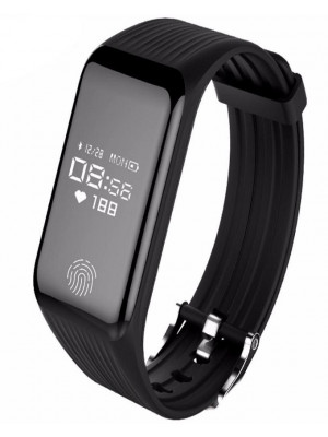 K1 Smart Health Bracelet Sprots - Black