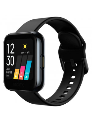 "Realme Smart Watch Heart Rate Blood-oxygen Monitor Notifications IP68 Sports 1.4"" Touchscreen Personalized Watch Faces"