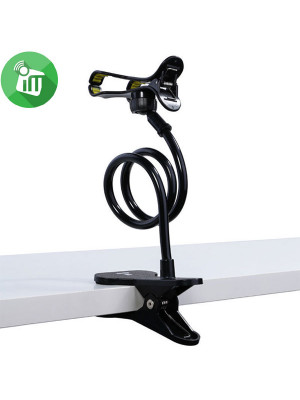Remax RM-C22 Non detachable Lazy Stand - Black