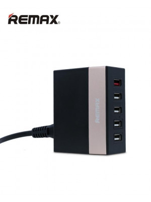 Remax RUU1 Usb Hub Charger 4 Port 5v 6a
