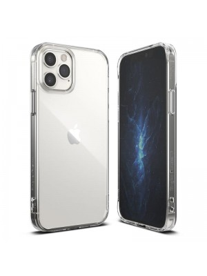 Ringke Fusion Matte Case For IPhone 12 Pro Max - Clear