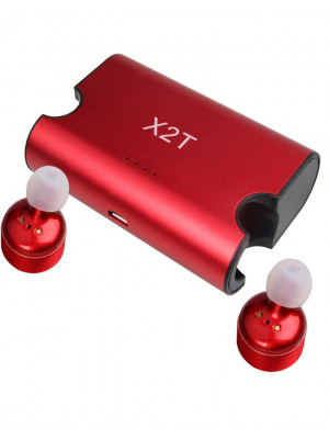 X2T - Twins Stereo In-Ear Earbuds with Charging Dock