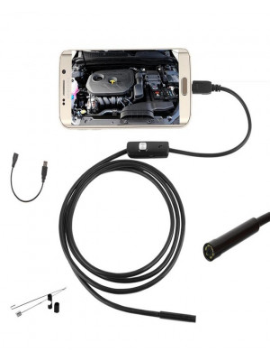 Android And Pc Usb Endoscope Cam 3.5 M
