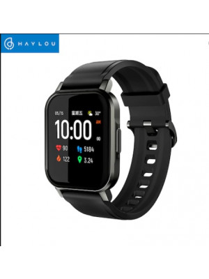 Haylou LS02 English Version Smart Watch, IP68 Waterproof ,12 Sport Modes,Call Reminder, Bluetooth 5.0 Smart Band