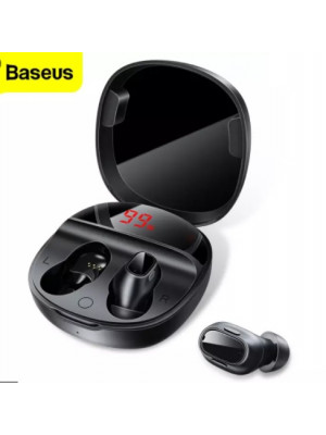 Baseus WM01 Plus Tws Wireless Earphones Bluetooth Headphones 5.0 True Wireless Earbuds Stereo Headset Mini Earbud