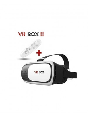 2nd Generation VR Glasses - Black & White