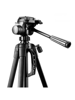 Weifeng Wt-3520 Professional Camera Tripod - Black