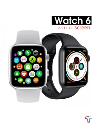 2020 K8 Smart Watch 1.78 inches with Bluetooth GPS motion control heart rate for Android and IOS watch