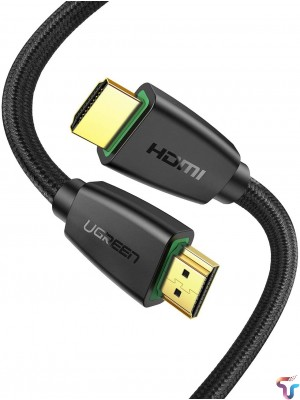 Ugreen 40412 Hdmi Cable HD118 Male To Male Cable Version 2.0