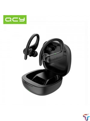 QCY T6 Wirless Sport Bluetooth 5.0 Earphones Smart touch and APP Customization IPX5 Waterproof