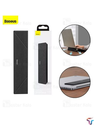 Baseus Foldable Laptop stand For Macbook Air Pro Adjustable Aluminum Lap riser Portable Notebook Stand Ultra Thin Book Stand