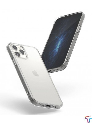 Ringke Fusion Matte Case For IPhone 12 / Iphone 12 Pro - Clear
