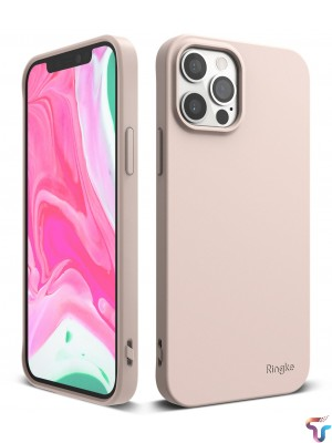 Ringke Air-S iPhone 12/12 Pro Case - Pink Sand