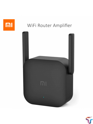 Xiaomi Mijia WiFi Repeater Pro 300M Mi Amplifier Network Expander Router Power Extender Roepeater 2 Antenna for Router Wi-Fi