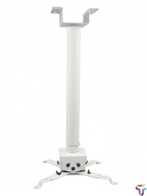 Projector Ceiling Mount Kit (Round Type) Stand 3.3feet 1m