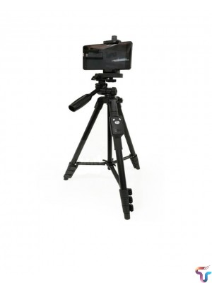 Yunteng VCT5218 Professional Camera Tripod Portable For Camera And Mobile Phones