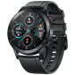 "Huawei Honor Magic 2 46mm Smart Watch 5ATM Waterproof 1.39""AMOLED Sports GPS - Black"