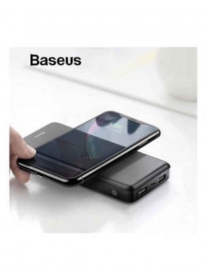Baseus M36 Portable Qi Wireless Charger Power Bank 10000mAh External Battery Fast Wireless Charging Powerbank