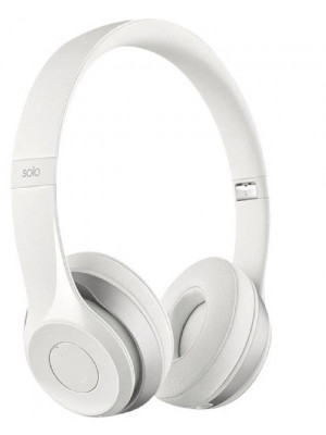 Solo3 Bluetooth Headphone With FM And TF Card Slot - White