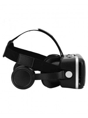 Shinecon 6 Generations 3D VR Glasses Headset With Earphones