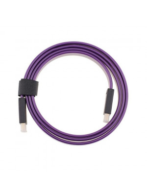 Hdmi Flat Cable Ult Unit 1.4v 5m 2k.4k Purple