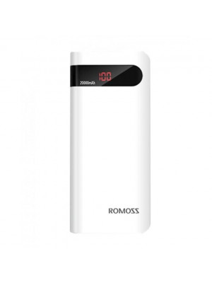 Romoss Sense 6p 20000mah Power Bank For Smart Phones