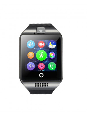 Q18 Bluetooth Smartwatch Support NFC sim card GSM camera