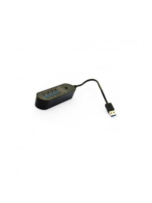 Usb Hub 3.0 4 Port Power+Magnet Hub U3-07 Ie Top Black